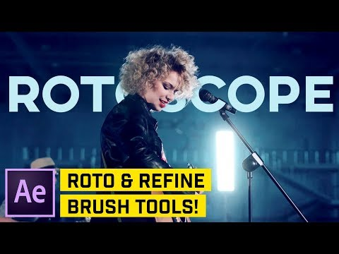 Create INCREDIBLE Selections in After Effects with Roto Brush