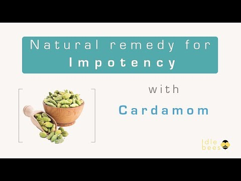 How to increase your libido With Cardamom ?