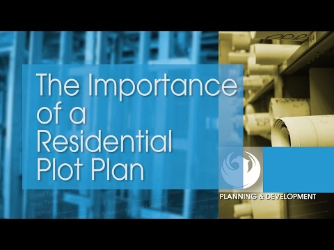 Permit Like a Pro: The Importance of a Residential Plot Plan