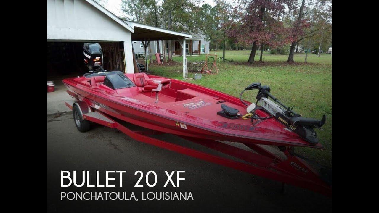 [SOLD] Used 1999 Bullet 20 XF in Ponchatoula, Louisiana