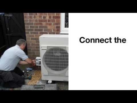 Cooper&Hunter Mini Split Air Conditioner in Minisplitwarehouse.