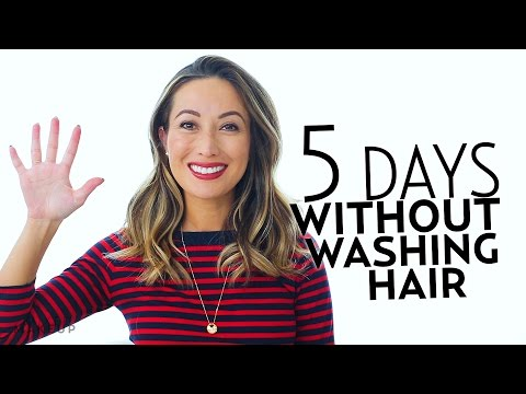 How to Go 5 Days Without Washing Your Hair | Beauty with Susan Yara