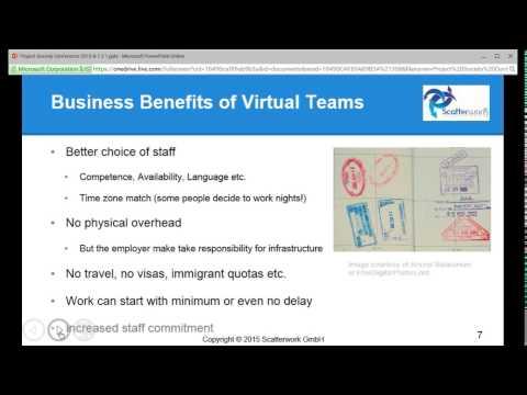 Strategies for Virtual Team Building - Part 1