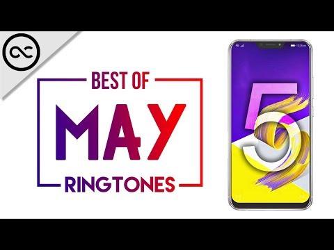 Top 5 RINGTONES #BestOfMay (4K)