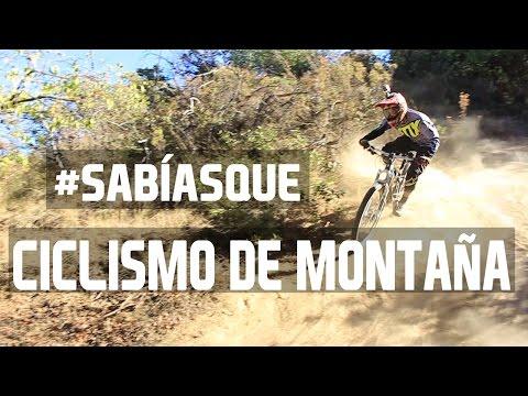 #SabíasQue - Ciclismo de Montaña