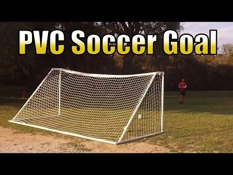 PVC Soccer Goal for under $150!