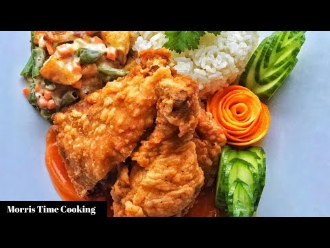 The Best Fried Chicken Recipe | Detailed Steps | Lesson #38 | Morris Time Cooking