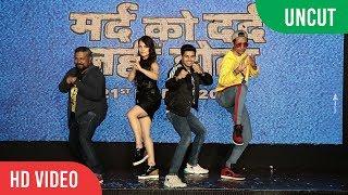 UNCUT - Mard Ko Dard Nahi Hota | Song Launch | Abhimanyu Dassani, Radhika Madan