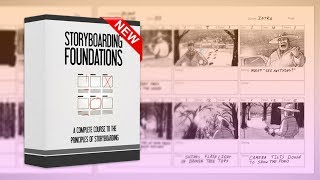 [NEW] Storyboarding Foundations Course