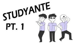 ESTUDYANTE pt. 1 || PINOY ANIMATION
