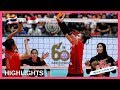 Thailand Vs Indonesia Highlights Day 3 ASEAN Grand Prix 2019