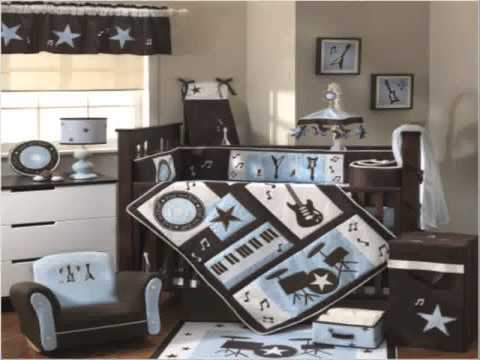 Cool Baby boy room design