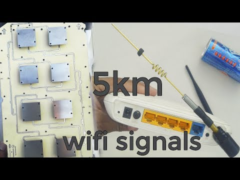 How To Boost Your WiFi Router Signal