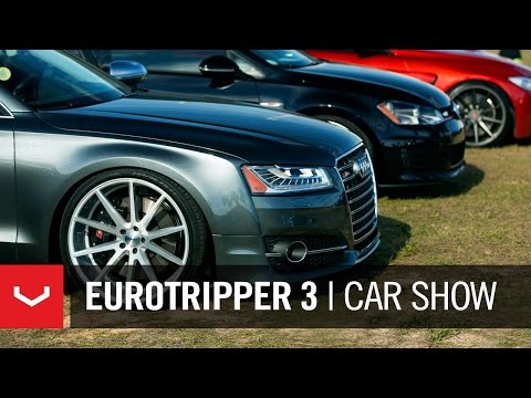 EuroTripper 3   VW / Audi Show 2015   Ft. Myers, FL