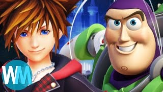 Top 10 Characters that NEED to be in Kingdom Hearts