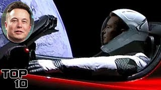 Top 10 Crazy Things That Elon Musk Has Done