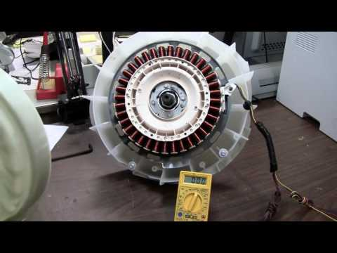 How to make free electrical energy from generator magnetic power
