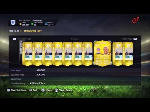 Fifa 15 Ultimate Team Advanced coin farming HD