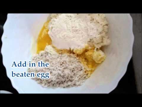 How to make Talam Ubi (Tapioca kueh)