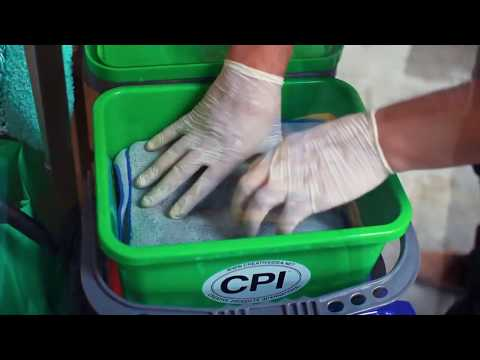 Microfiber Desk & Wall Washing Tools