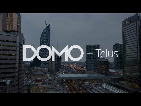Domo Customer Review: Telus