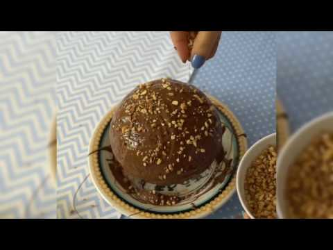 How To Make A giant Ferrero Rocher