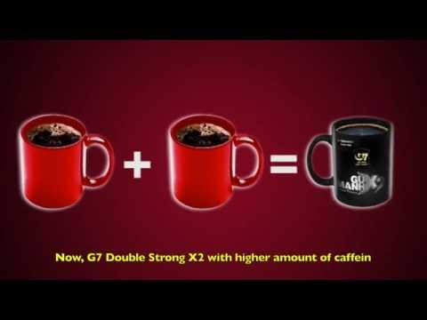 Q&A Trung Nguyen G7 Double Strong X2 Instant Coffee