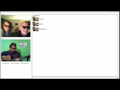 Song A Day #449: Chatroulette Improv!