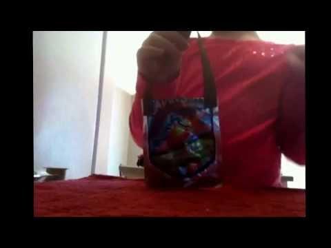 Capri Sun purse.