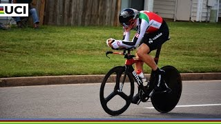 Men's Individual Time Trial Highlights | 2015 Road World Championships – Richmond, USA