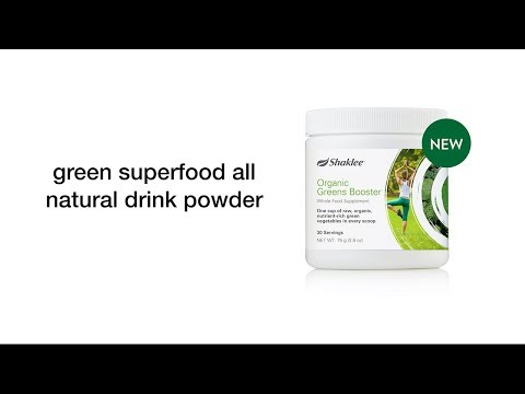Green Superfood All Natural Drink Powder