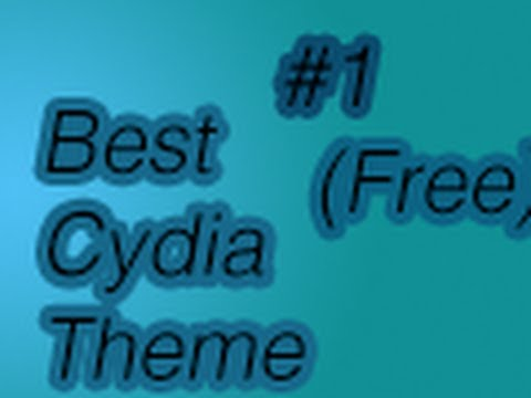 Colores: Free Cydia Theme for Jailbroken iPhone, iPod Touch