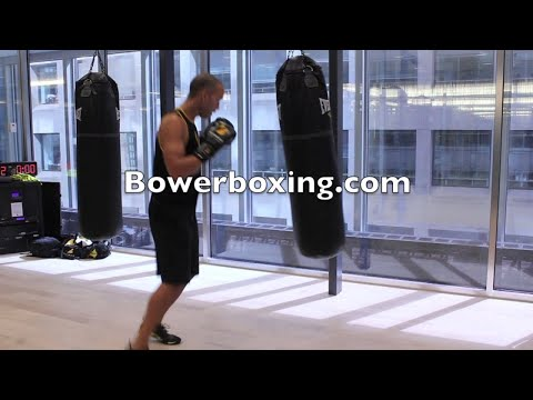 Heavy Bag Training for Beginners