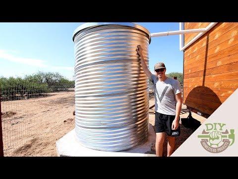 Rainwater Harvesting For Beginners