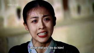 Touching Scene From Hwang Jin Yi