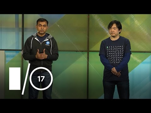 Building for Enterprise IoT Using Android Things and Google Cloud Platform (Google I/O '17)