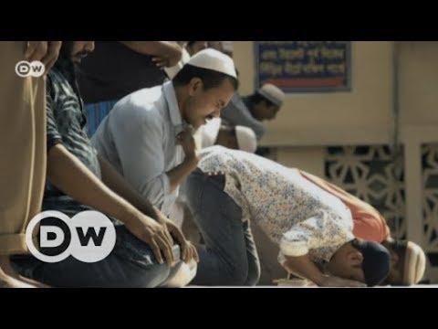 Zero Tolerance: Bangladeshi Islamists wielding machetes | DW English