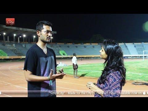 Namma Nehru Stadium is all set to host a national level football match