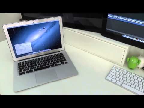 Apple MacBook Air 2013 Haswell Storage and Processor Performance Tests