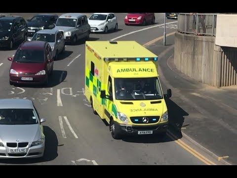 East of England Ambulance & Beds Police Responding