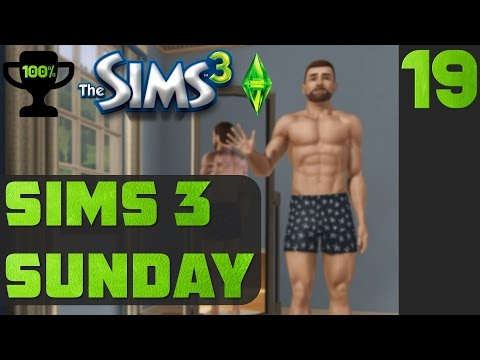 A Genius Growing Up - Sims Sunday Ep. 19 [Completionist Sims 3 Playthrough]