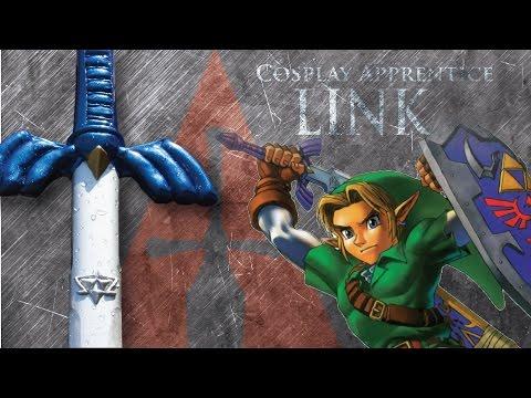 How to Make the Master Sword (Zelda: Ocarina of Time)