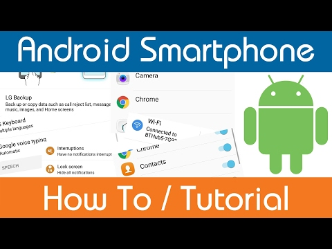 How To Search In The Settings App On Any Android Phone