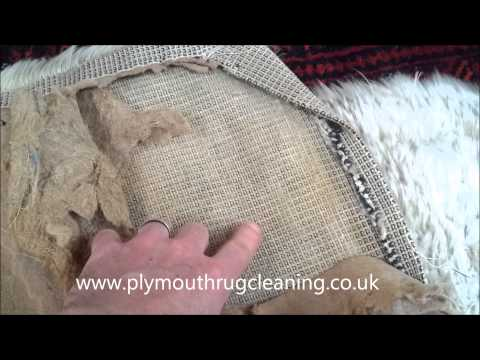 animal skin rug - plymouth rug cleaning