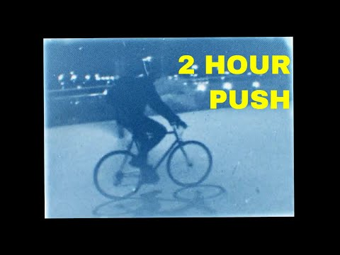 Pushing B&W 8 Super 8 for 2 HOURS