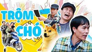 Hài Tết 2020 Mùng 7 Tết   Trộm Chó Full   Phim Hài Hiệp Vịt, Đại Mý Mới Nhất 2020