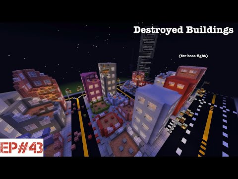 Destroyed Buildings   #43   Building A City