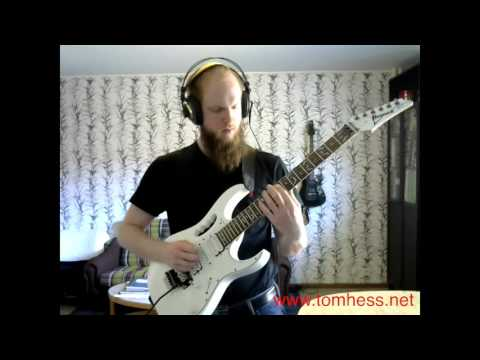 Tom Hess Guitar Playing And Music Contest – Niklas Eskilsson
