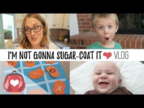 I'm not gonna sugar-coat it | DITL VLOG
