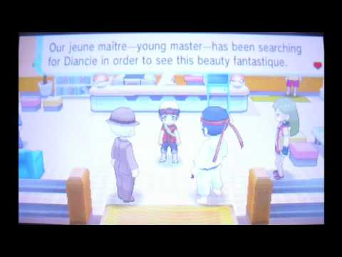 Pokemon Omega Ruby/Alpha Sapphire: How to Get the Diancite(Diancie Mega Stone)